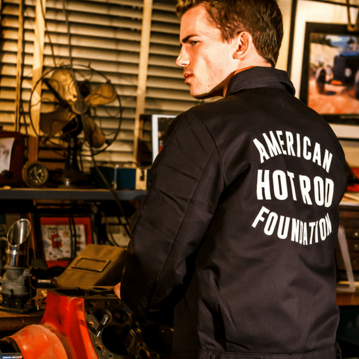 Mechanic's Jacket