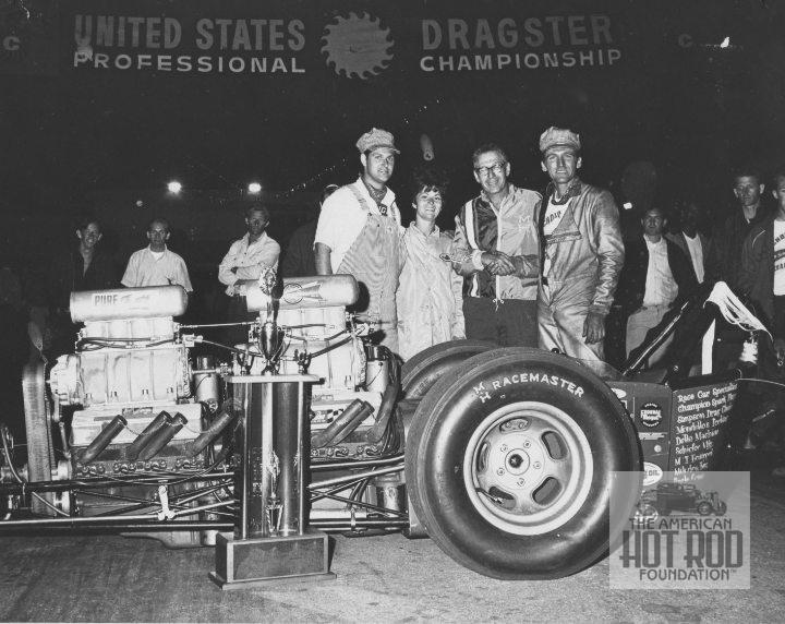 Freight Train Dragster Championship 1967