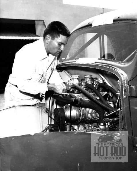 Tom 1937 Willys
