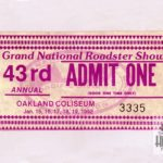 FEA_062_43rd GNRS Entry Ticket 92